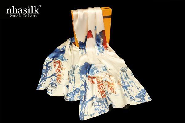 khăn lụa phố cổ hội an