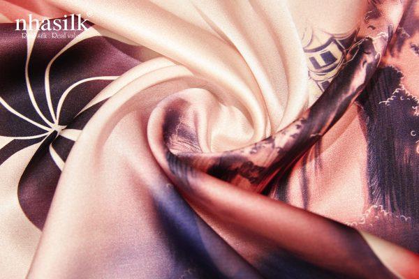 khăn lụa ngũ hành sơn