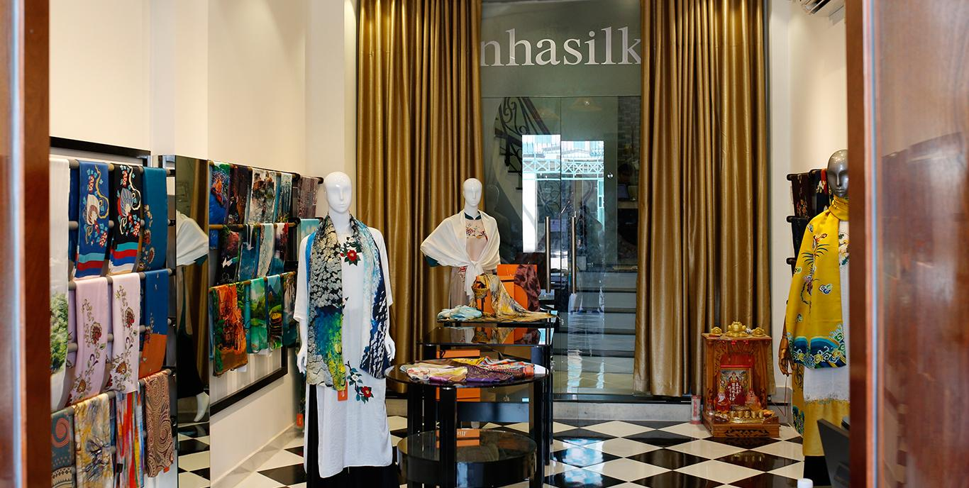 Showroom Nhasilk