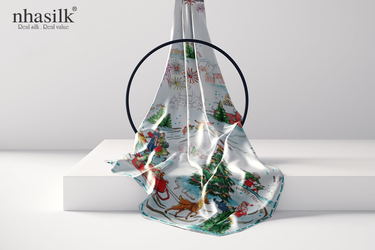 Lụa Việt Nam ở đâu trên thị trường tơ lụa thế giới? 6