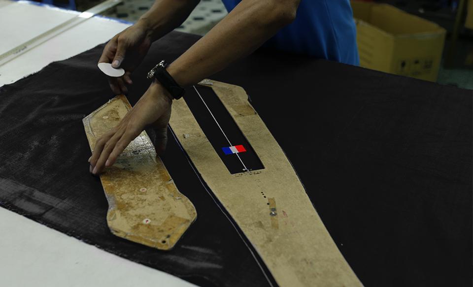 tie tailors in Nhasilk are all skilled workers.