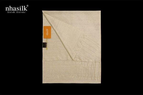 khăn lụa đũi