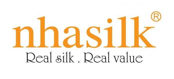 Nhasilk. Real silk. Real value