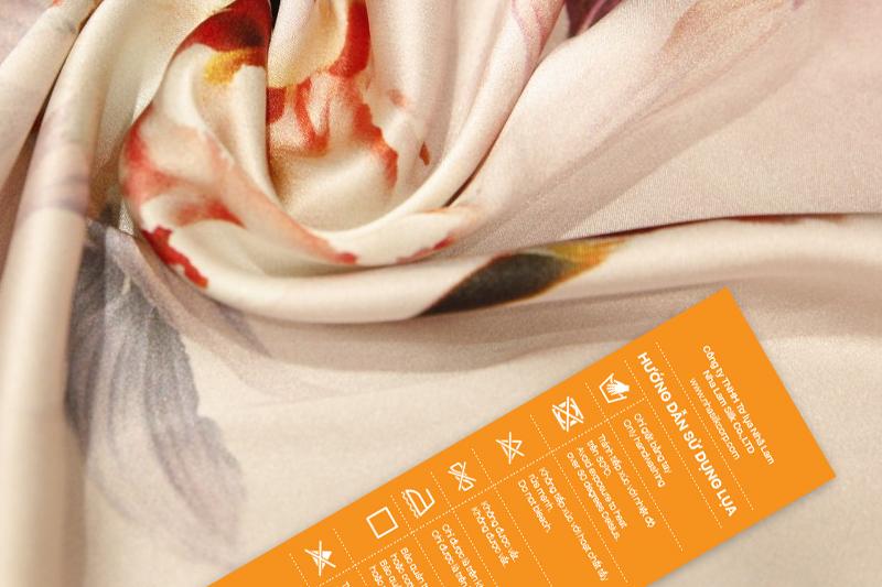 Hướng dẫn bảo quản khăn lụa satin