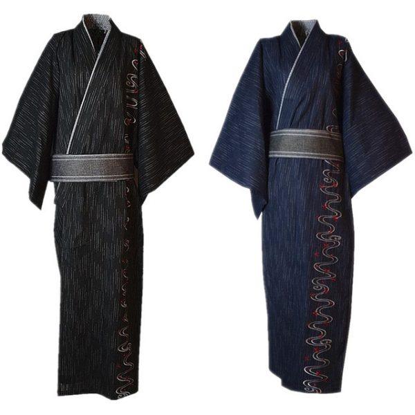 trang phục kimono cho nam