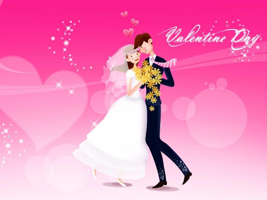 Những lời chúc valentine ngọt ngào dành cho chồng
