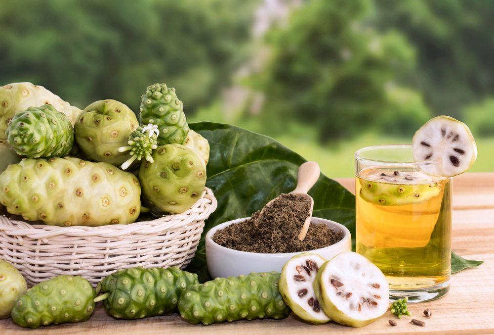 Trái nhàu - Món quà tặng sức khỏe