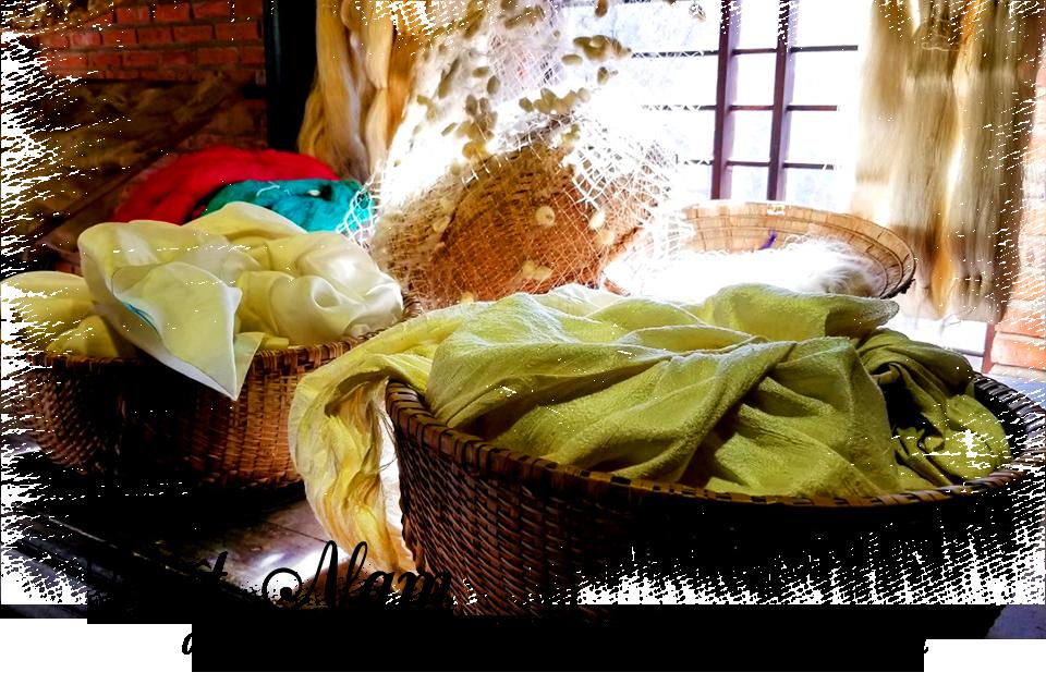 Việt Nam đứng thứ 6 trên thế giới về xuất khẩu tơ lụa