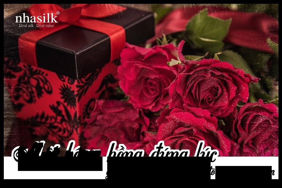 Một bông hồng đúng lúc giá trị hơn nhiều 1000 đô đến quá muộn