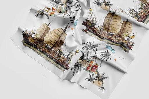 Bộ sưu tập thời trang biển là nhà, đảo là khúc ruột yêu thương