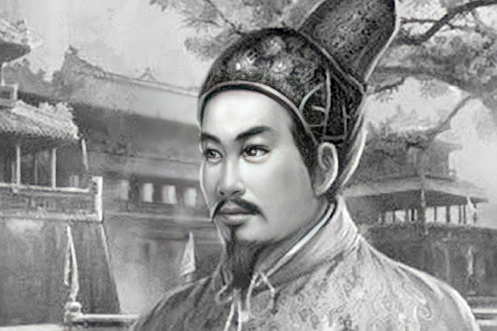 Hình ảnh vua Gia Long