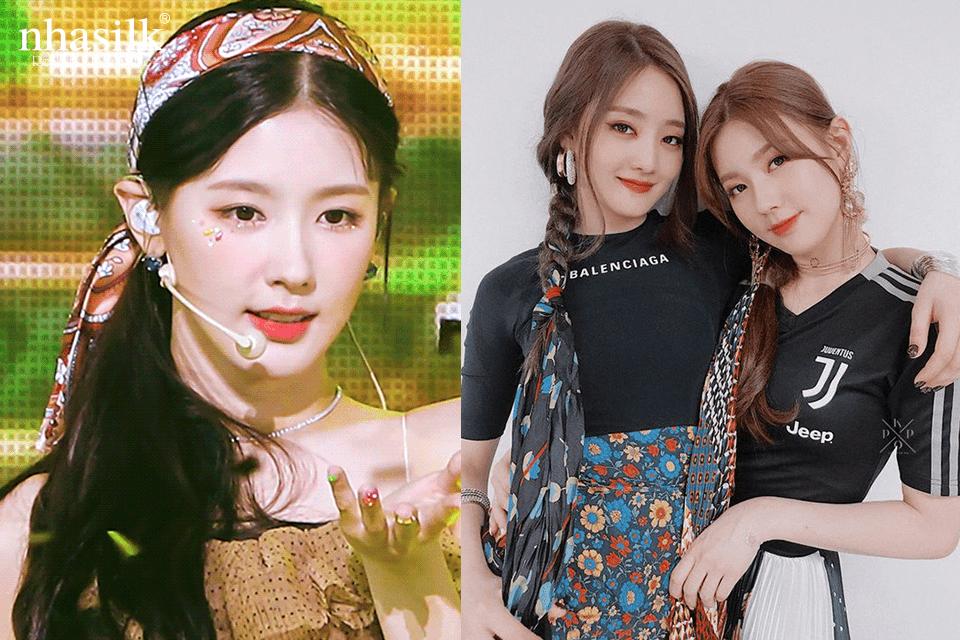 2 mẫu của nhóm (G)-IDLE là Minnie và Mi Yeon