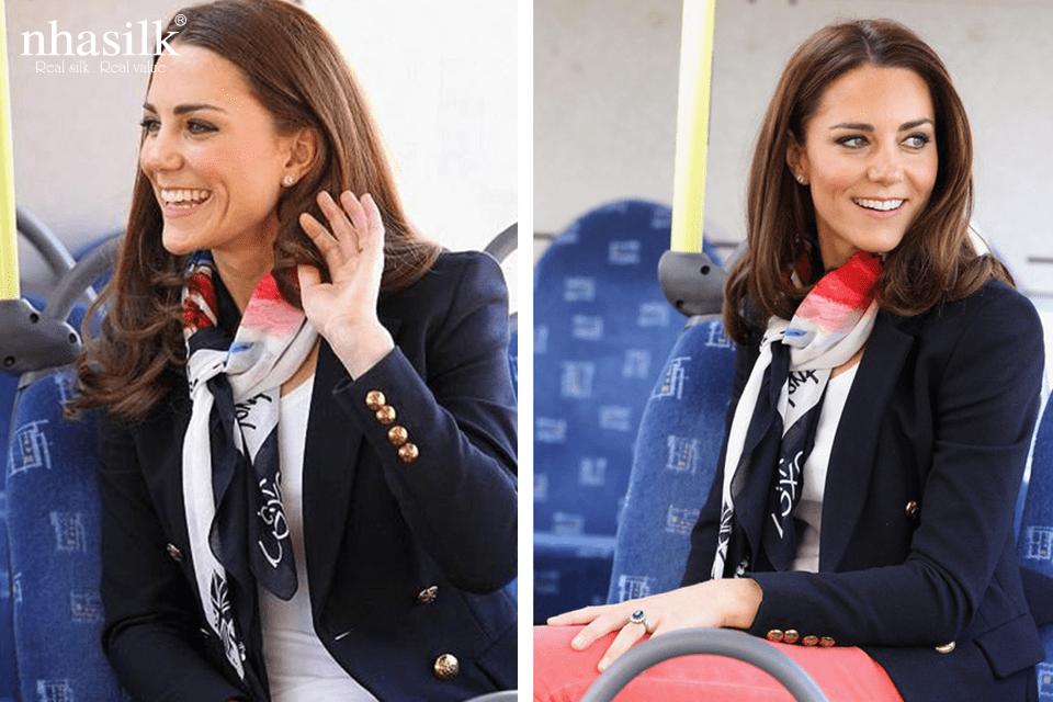 công nương Catherine Middleton