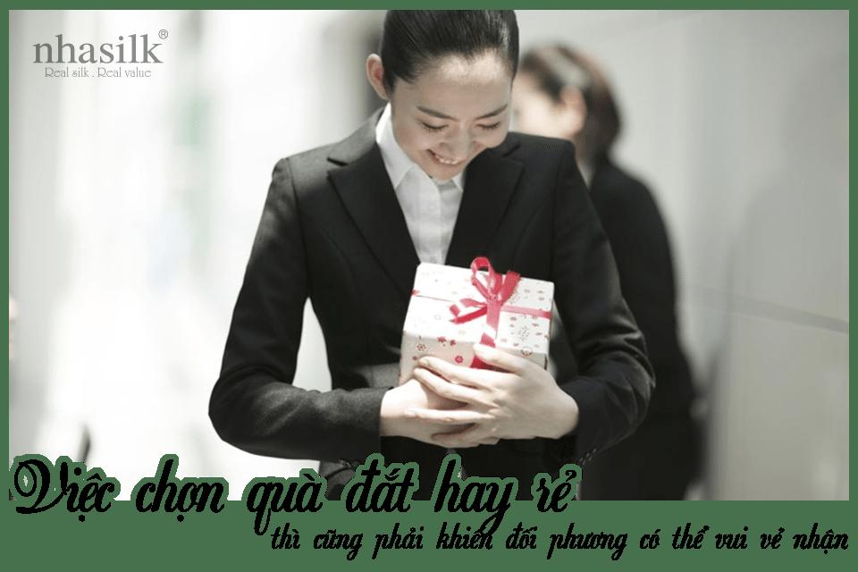 Món quà có ý nghĩa mới là quà tặng đặc biệt nhất