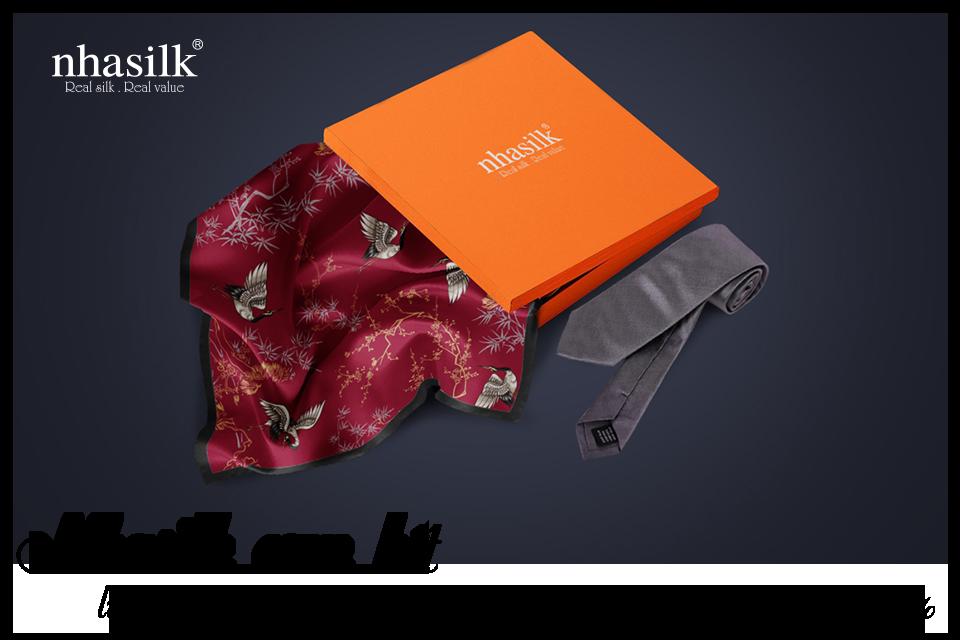 Nhasilk cam kết luôn mang đến các sản phẩm cao cấp từ lụa tơ tằm 100%